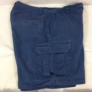 Columbia Men's Cargo Shorts Omni-Shade Size 34.